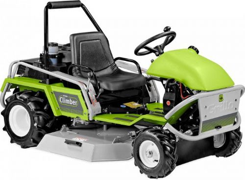 Grillo Climber 9.18 Hydrostatic Ride On Brush Cutter